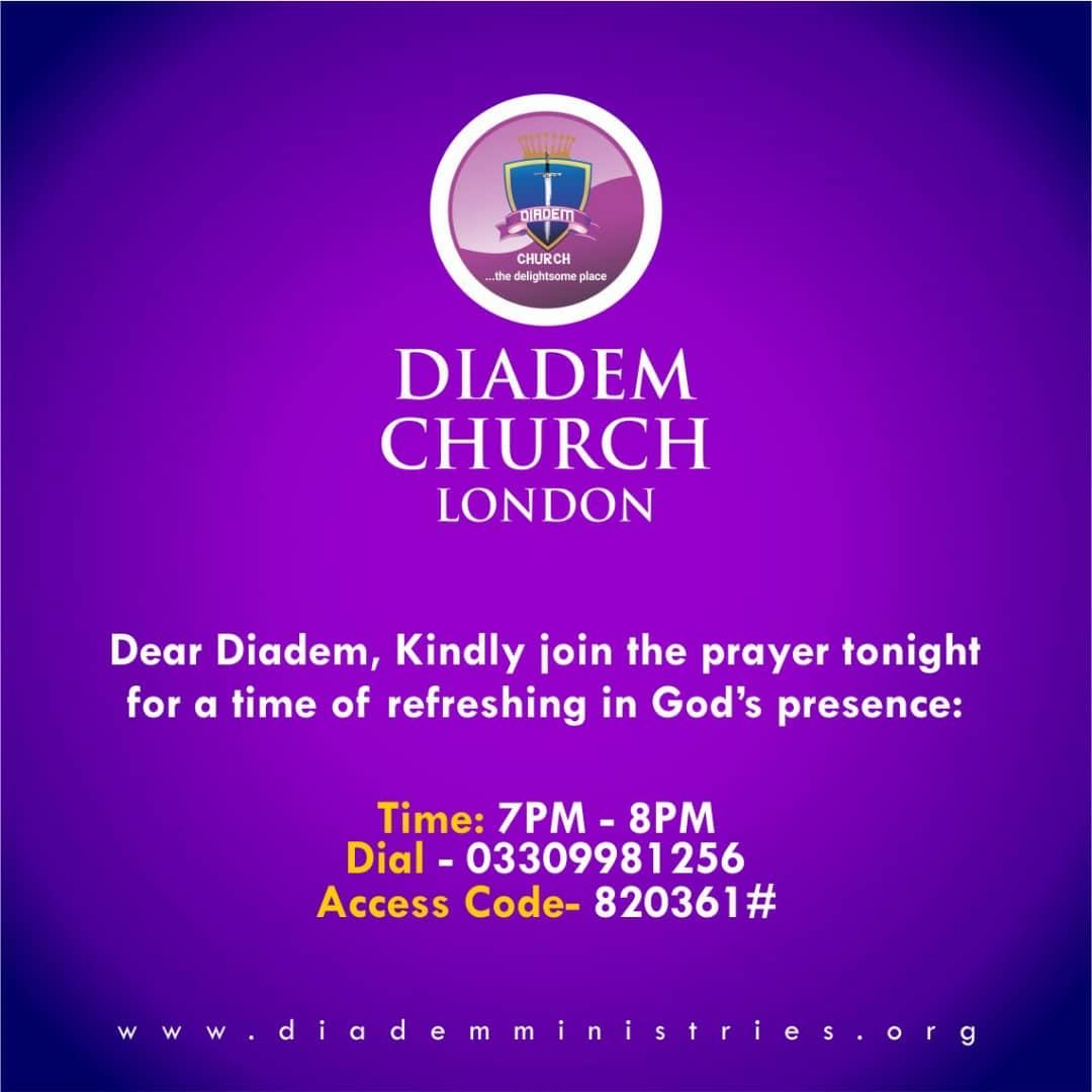 Mid-week Prayer Conference
